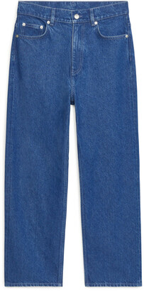 Arket STRAIGHT CROPPED Jeans