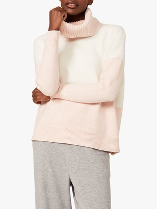 Phase Eight Etty Jumper, Pink/Multi