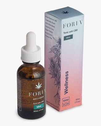 Foria Wellness Tonic with CBD Mint 30ml