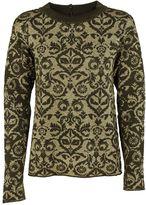 Fendi Brocade Sweater