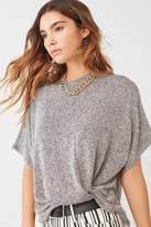 Urban Outfitters Sienna Wrap Sweater Tee