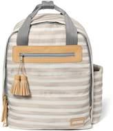 Skip Hop Riverside Ultra Light Backpack - Oyster Stripe