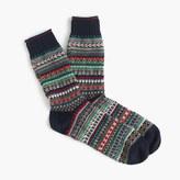 ChupTM Fair Isle socks