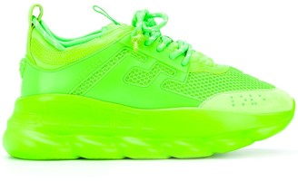 Versace Green Shoes For Men - ShopStyle