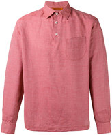 Barena Pavan shirt - men - Cotton/Linen/Flax - 52