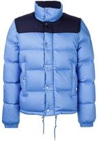 Moncler 'Mistral' padded jacket - men - Cotton/Feather Down/Polyimide - 1