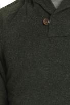Woolrich Ivy League Shawl Collar