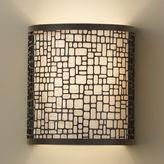 Feiss Joplin Wall Sconce in Light Antique Bronze