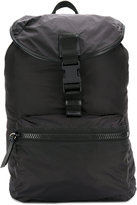 Givenchy star trim packable backpack - men - Polyamide - One Size