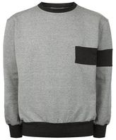 Homebody Block Panel Sweatshirt