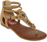 POP Mahala Womens Flat Sandals