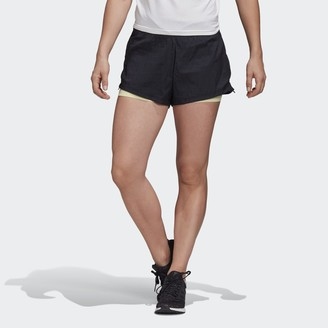 adidas Two-in-One Mesh Shorts
