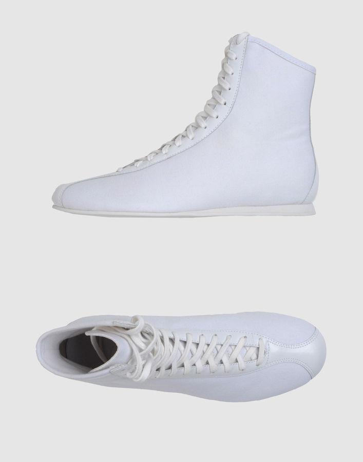 Y-3 High-top sneakers