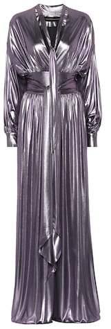 Alexandre Vauthier Lamé gown