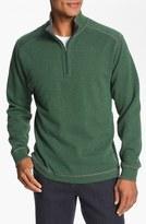 Cutter & Buck Men's Regular Fit Quarter Zip Sweater