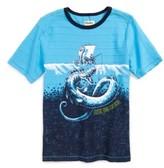 Hatley Toddler Boy's Viking Fishing T-Shirt