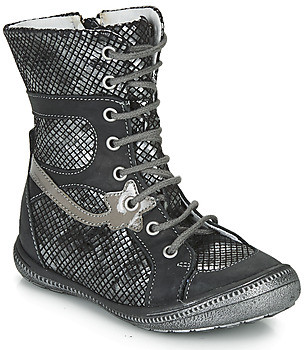 GBB NATHALIE girls's High Boots in Black