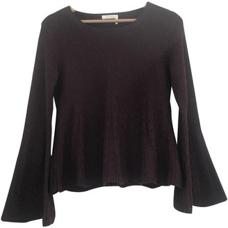 See by Chloe Purple Wool Knitwear for Women