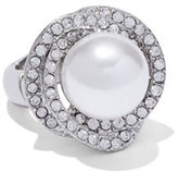 New York & Co. Faux-Pearl Cocktail Ring
