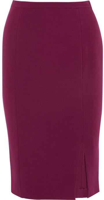 Emilio Pucci Stretch-crepe pencil skirt