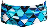 Funky Trunks Toddler Boys' Blue Steel Printed Swimsuit Trunk 8148313