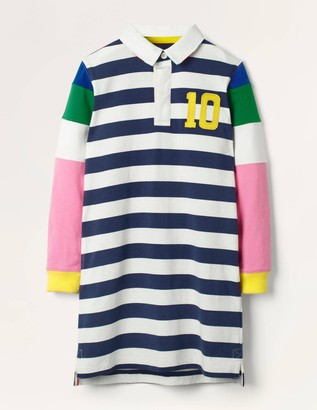 Sporty Jersey Dress