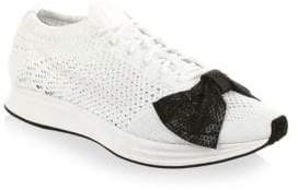 Comme des Garcons Flyknit Racer Sneakers