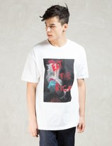 Black Scale White Eat The Rich T-shirt