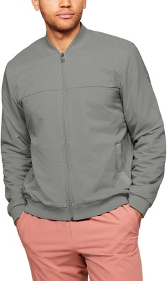 Under Armour Men's ColdGear Reactor Bomber Jacket