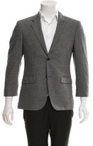 Calvin Klein Collection Patterned Wool Blazer