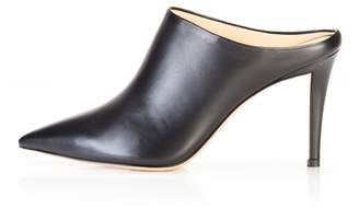 Marion Parke Mona | Leather Pointy Toe Mule