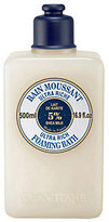 L'Occitane Shea Foaming Cream Bath, 16.9oz.