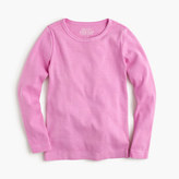 J.Crew Girls' long-sleeve city T-shirt