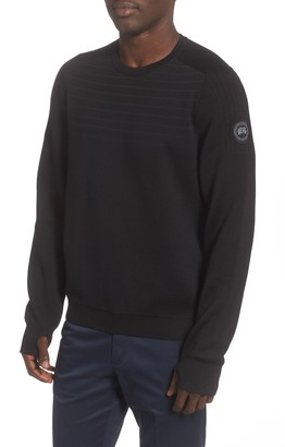 Canada Goose Conway Crewneck Merino Wool Blend Sweater