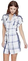 GUESS Women's Maren Shirtdress