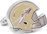 Cufflinks Inc. Men's Florida State Seminoles Helmet Cufflinks
