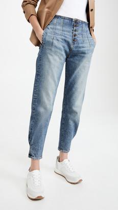 Veronica Beard Jeans Nita Pegged Jeans