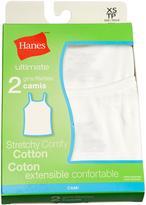 Hanes Girls' 2 Camis