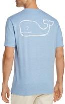 Vineyard Vines Slub Knit Whale Pocket Tee