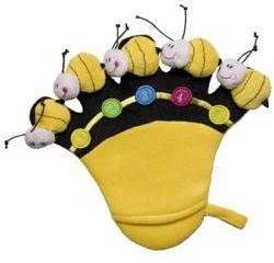 Kingsley Bee Kid's Wash Glove