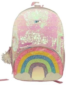 Love 2 Design Magic Sequins Pink Backpack