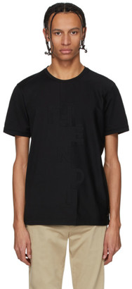 Fendi Black Destruction T-Shirt