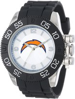 Game Time Men's NFL-BEA-SD Beast Round Analog Watch