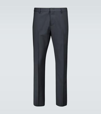 Valentino side-striped pants