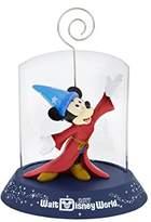 Disney Walt World Parks 2017 Sorcerer Mickey Mouse Figurine Clip Frame