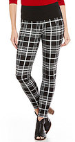 Westbound Plaid Leggings