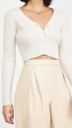 re:named apparel Gigi Knit Cardigan