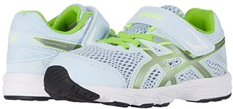 Asics Kids GEL-Contend 6 (Toddler) (Soft Sky/Pure Silver) Kid's Shoes