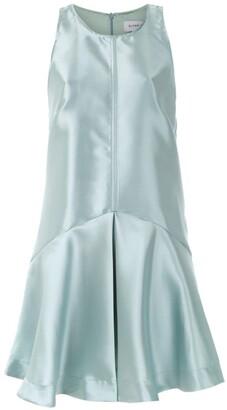 Olympiah Magno satin dress