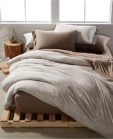 Calvin Klein Modern Strata Sandwash King Duvet Cover Bedding